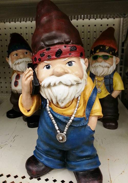 Gangster Gnome