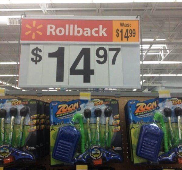 Giant Savings At Walmart