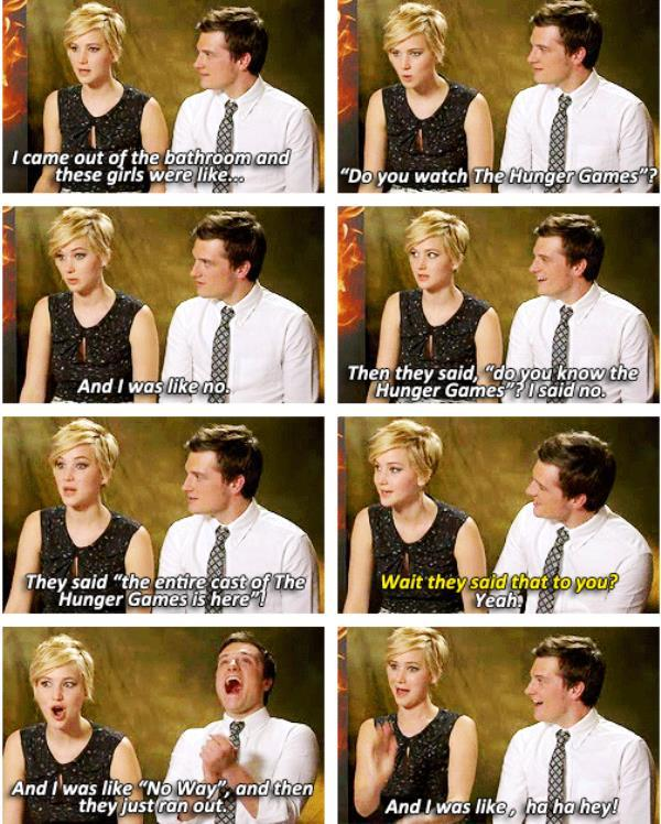 JLaw Isn't Recognized