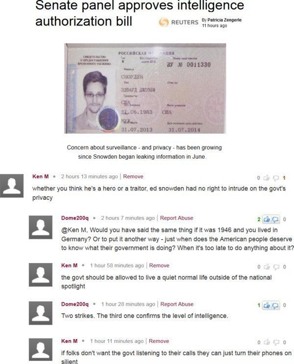 Ken M Trolling On Liberties