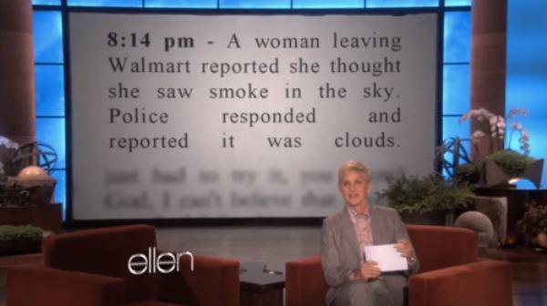 Newspaper Report People Of Walmart