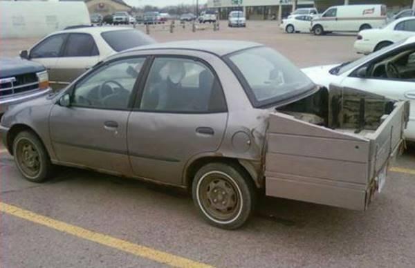 Redneck Car
