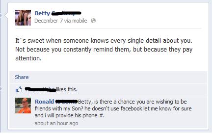 how did we meet facebook