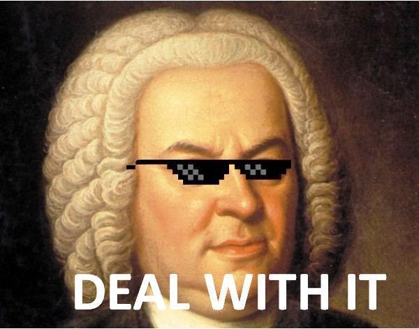 Bach With It