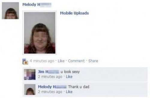 Dad Finds His Daughter Hot