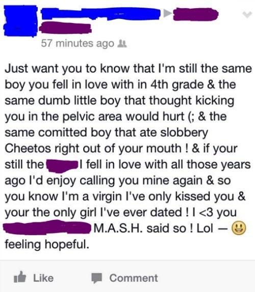 Fourth Grade Boyfriend