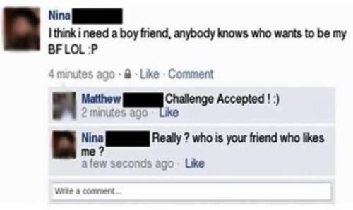 I Need A Boyfriend No Not You