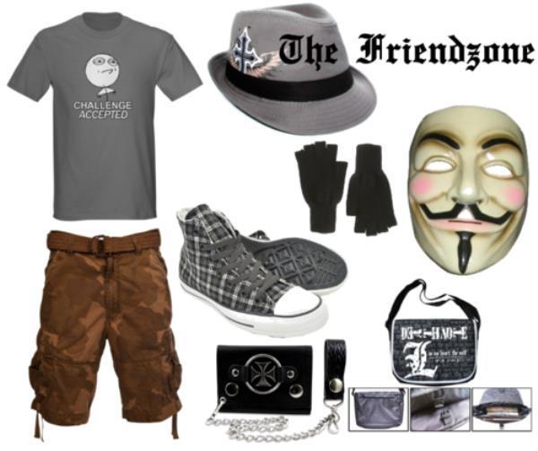 Official Outfit Of The Friendzone