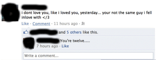 30 Cataclysmically Awkward Moments On Facebook
