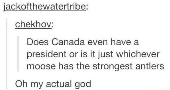 Canada's President