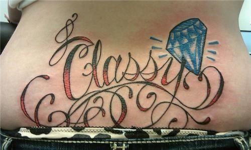 Classy Tattoo