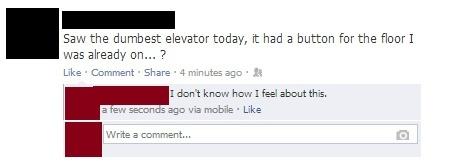 Dumbest Elevator Ever