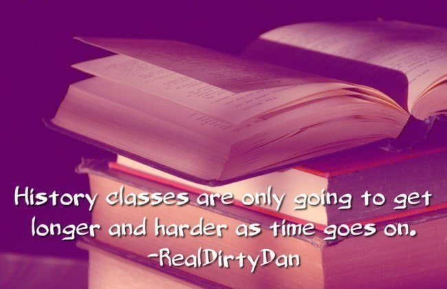 History Classes