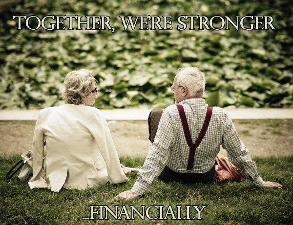 Stronger Financially