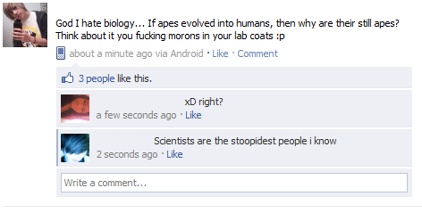 Stupid Scientists