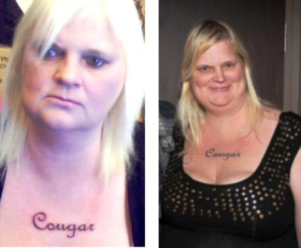 Hilarious Tattoo Fail