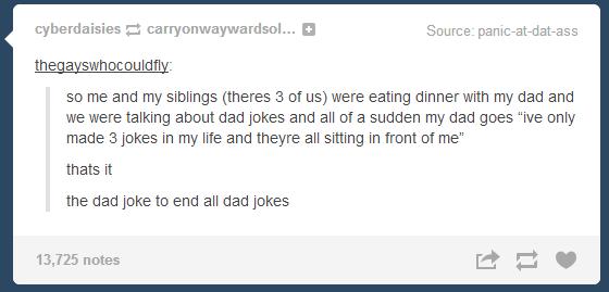 Ultimate Dad Joke
