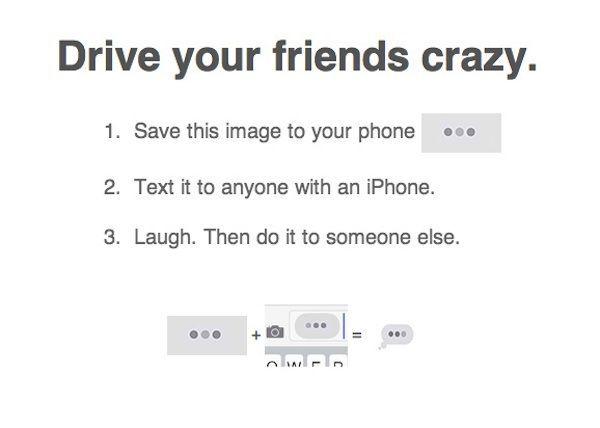 Drive Your Friends Crazy