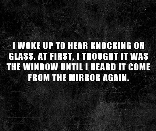 Horror Stories The Mirror