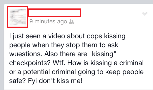 Kissing Checkpoints