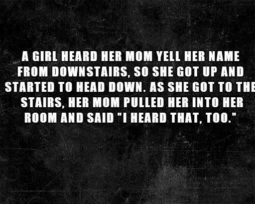 Her Name: 10 Terrifying Two Sentence Horror Stories