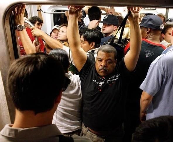 subway armpits