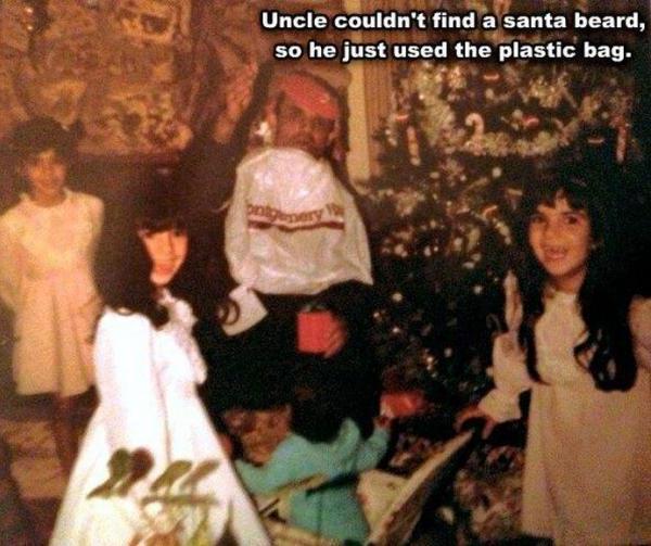 Nailed It Santa
