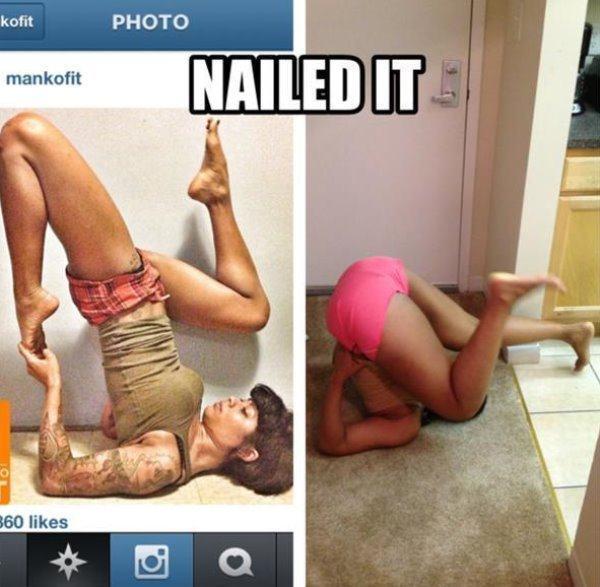 Nailed It Yoga