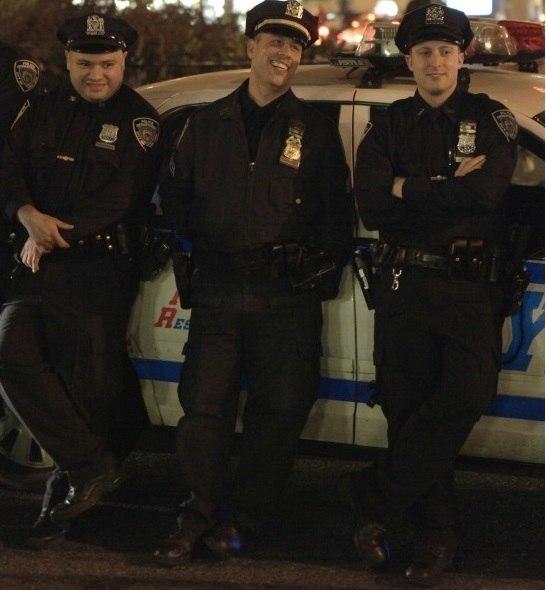 Union Square police