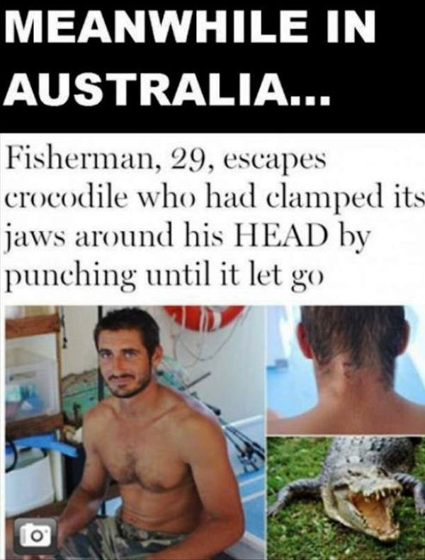 Australia Not Even Once