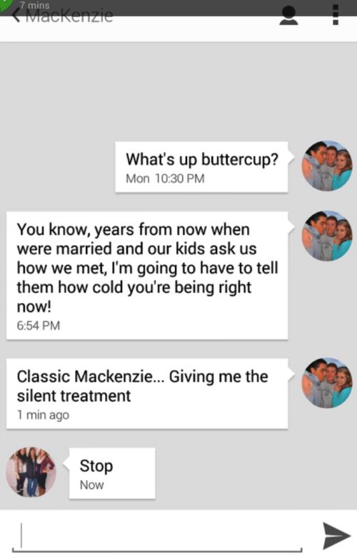 Classic Mackenzie