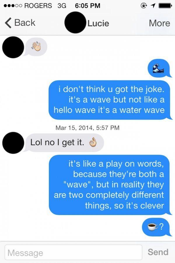 Emojis Tinder Pick Ups