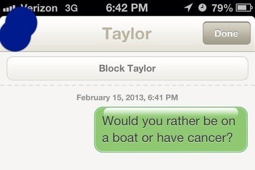 Tinder Lines That Are Guaranteed To Get You Nowhere