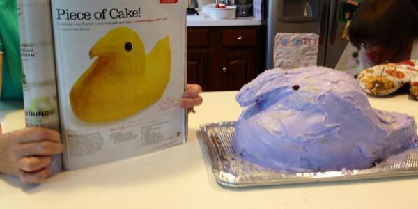 Pinterest Nailed It Cake