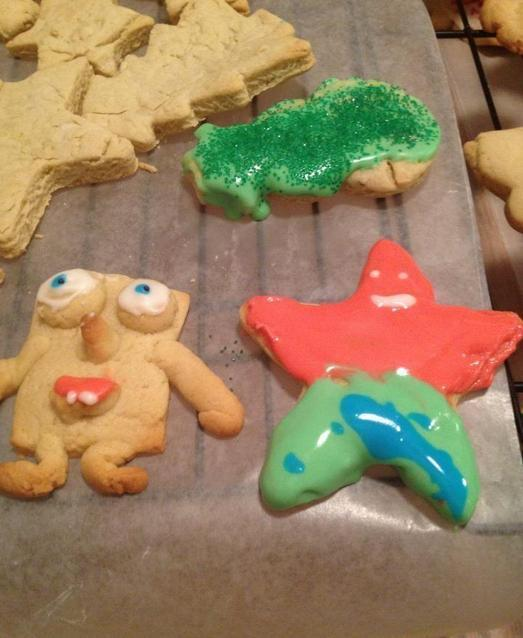 Pinterest Projects Nailed It Cookies