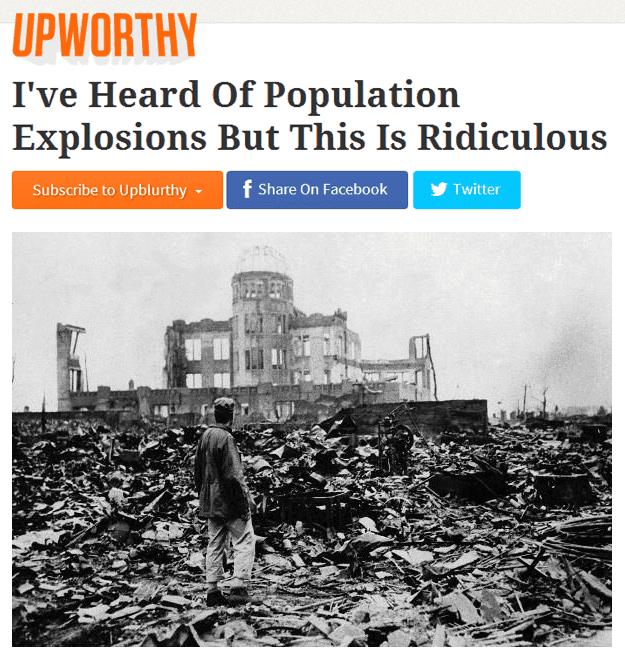 Upworthy Hiroshima