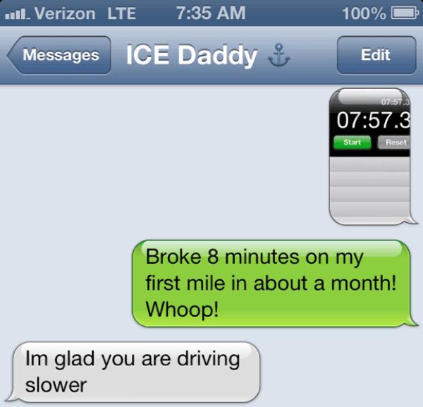 Dad Joke About Driving