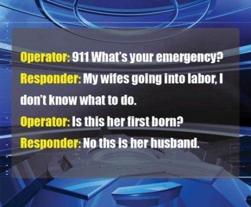 Dad Jokes 911