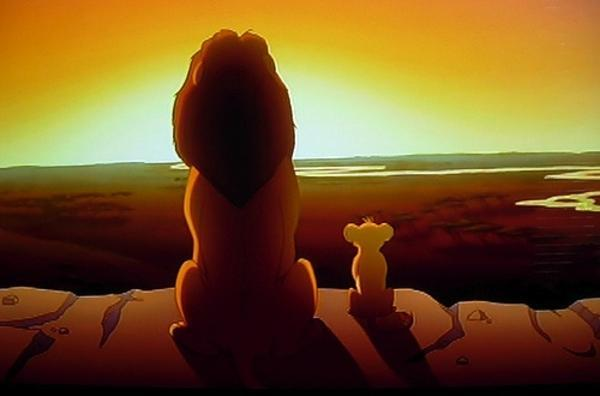 lion-king-sunset