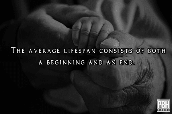 The Average Lifespan
