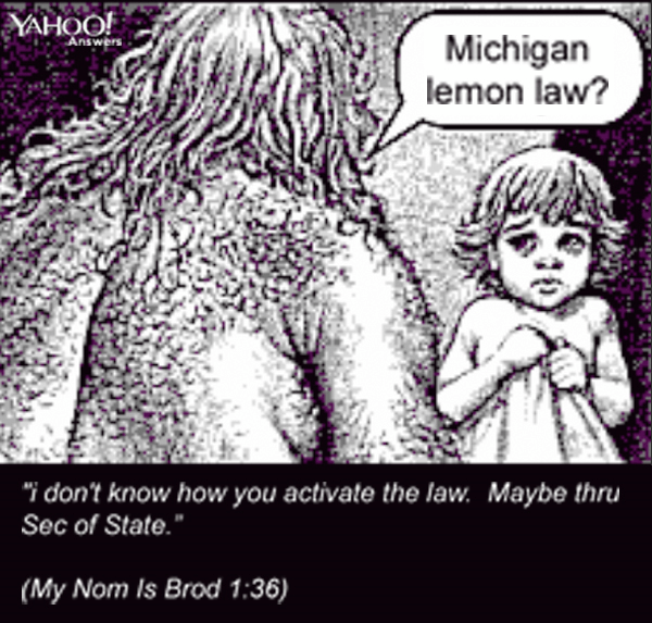 Michigan Lemon Law