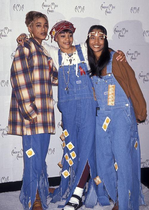 90s Photos TLC