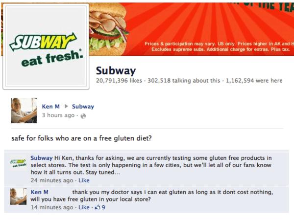 Ken-M-Gluten-Free