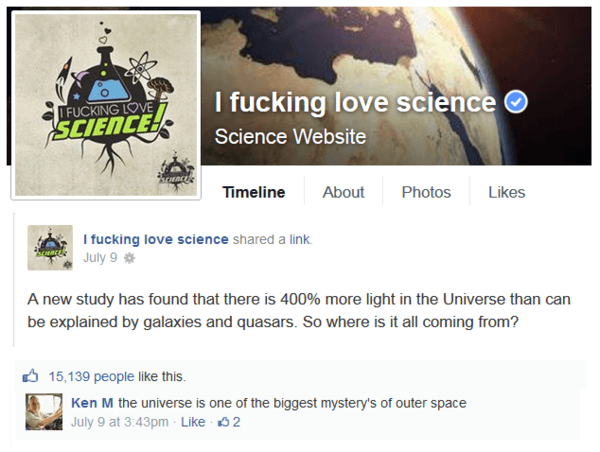 Universe Mystery