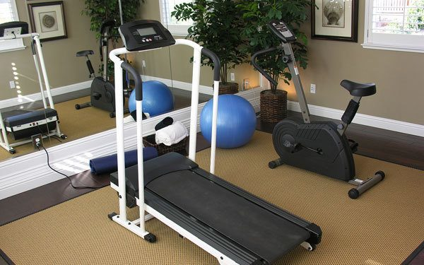 home-fitness-center