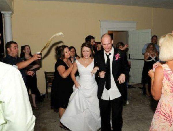 Ruining A Wedding