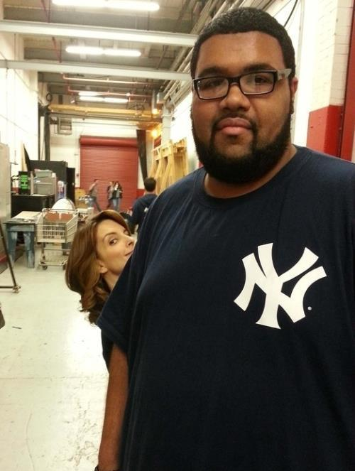 Tina Fey Picture Bomb