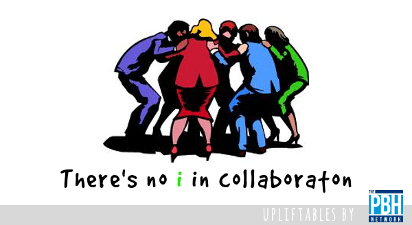 no i in collaboraton