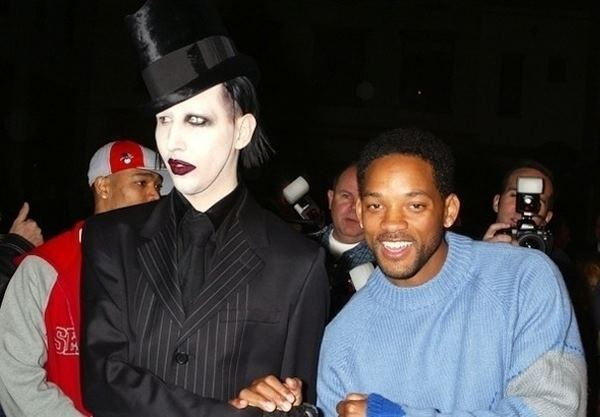 Will Smith And Marilyn Manson