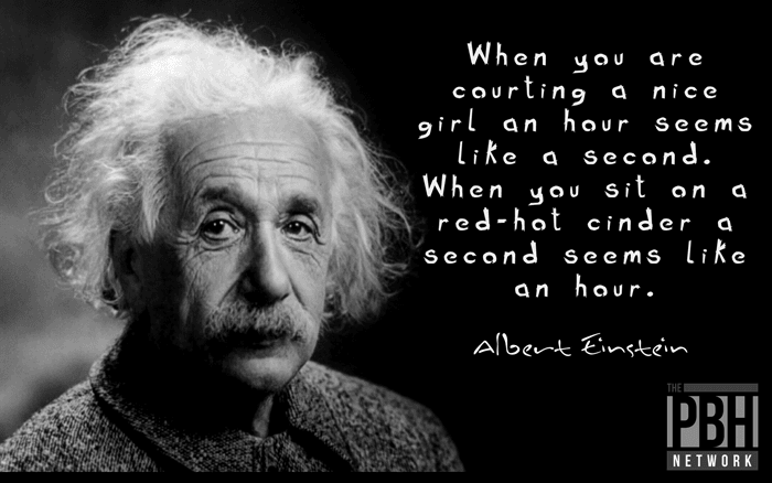 Albert Einstein On Relativity